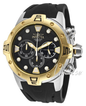 Invicta Excursion Black/Rubber