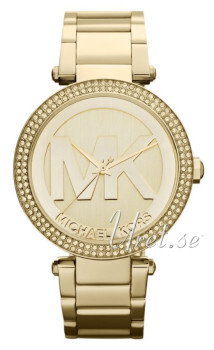 Michael Kors Parker Yellow gold toned/Yellow gold toned steel