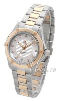 TAG Heuer Aquaracer Calibre 5 Rose gold colored steel