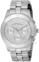 Marc by Marc Jacobs Blade Silver colored/Steel Ø40 mm
