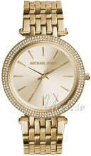 Michael Kors Darci Gold toned/Yellow gold toned steel Ø39 mm