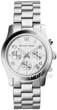 Michael Kors Chronograph Silver colored/Steel Ø38 mm