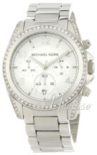 Michael Kors Runway with Glitz Silver colored/Steel