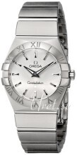 Omega Constellation Quartz 27mm Silver colored/Steel
