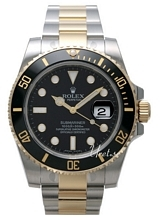 Rolex Submariner Black/Steel Ø40 mm