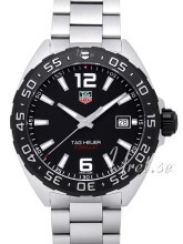 TAG Heuer Formula 1 Black/Steel Ø41 mm