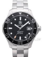 TAG Heuer Aquaracer Calibre 5 Automatic Black/Steel Ø41 mm