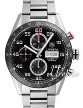 TAG Heuer Carrera Calibre 16 Day Date Automatic Chronograph Blac